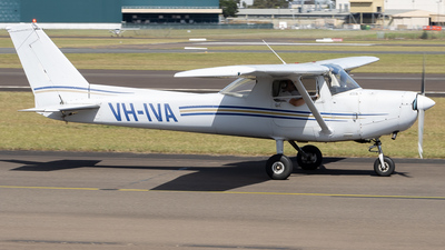 VH-IVA - Cessna 152 - Basair