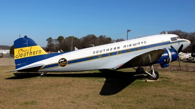 N48211 - Douglas R4D-6Q Super Skytrain - Southern Museum of Flight Foundation