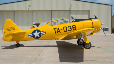 N66TY - North American T-6G Harvard 4 - Private