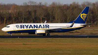 9H-QCI - Boeing 737-8AS - Malta Air (Ryanair)