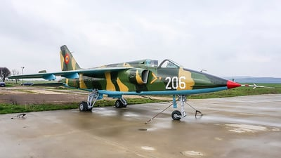 206 - IAR-93A - Romania - Air Force