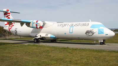 VH-VPI - ATR 72-212A(600) - Virgin Australia Airlines