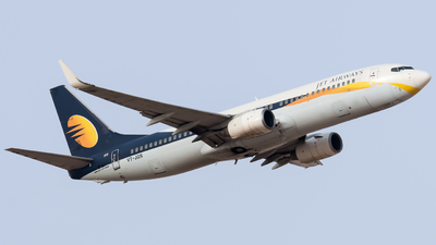 VT-JGS - Boeing 737-85R - Jet Airways