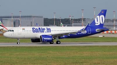 D-AXAQ - Airbus A320-271N - Go Air