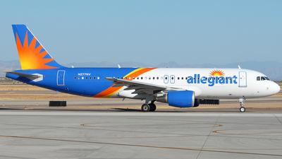 A picture of N277NV - Airbus A320214 - Allegiant Air - © Jason Whitebird