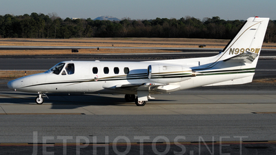 N999PW - Cessna 501 Citation - Private