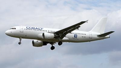 5B-DCY - Airbus A320-214 - Cobalt Air