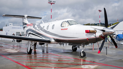 N613NG - Pilatus PC-12/47E - Pilatus Business Aircraft