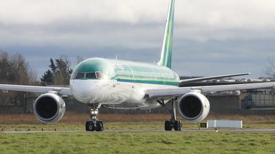 EI-LBR - Boeing 757-2Q8 - Aer Lingus (Air Contractors)