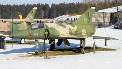 BA-30 - Dassault Mirage 5BA - Belgium - Air Force