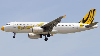 9V-TAE - Airbus A320-232 - Scoot