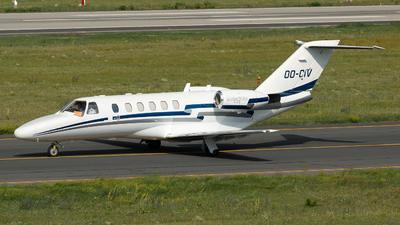OO-CIV - Cessna 525A CitationJet 2 - Air Service Liège (ASL)