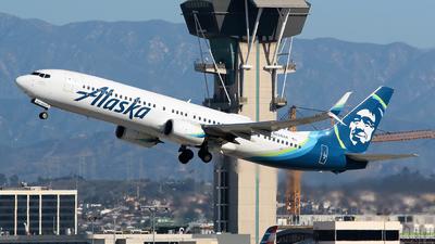 N260AK - Boeing 737-990ER - Alaska Airlines