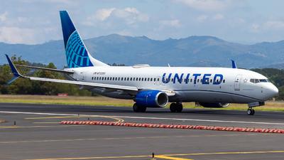 N73299 - Boeing 737-824 - United Airlines