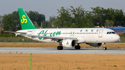 B-6841 - Airbus A320-214 - Spring Airlines