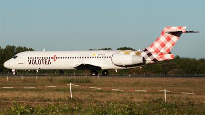 EI-FCU - Boeing 717-2BL - Volotea