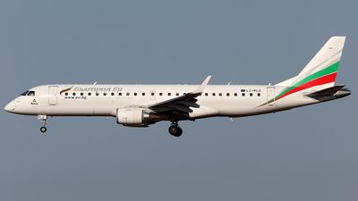 LZ-PLO - Embraer 190-100IGW - Bulgaria Air