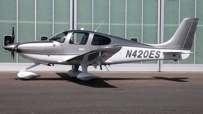 N420ES - Cirrus SR22T-GTS - Private