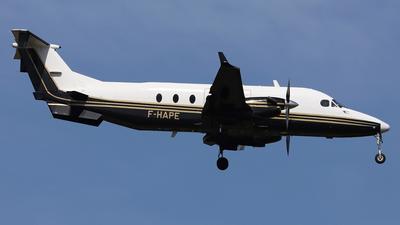 F-HAPE - Beech 1900D - Twin Jet