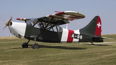 HB-TRY - Stinson L-5 Sentinel - Private