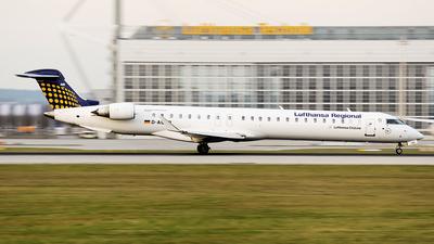 D-ACNR - Bombardier CRJ-900LR - Lufthansa Regional (CityLine)