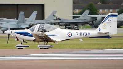 G-BYXM - Grob G115E Tutor - United Kingdom - Royal Air Force (RAF)