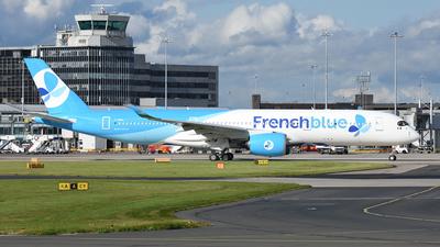 F-HREU - Airbus A350-941 - French Blue