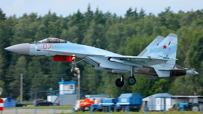 RF-95849 - Sukhoi Su-35S - Russia - Air Force
