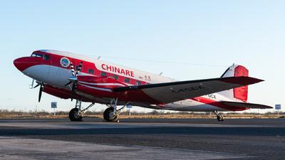 C-FGCX - Basler BT-67 - China - Chinese Arctic and Antarctic Administration (CAA)