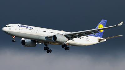 D-AIKF - Airbus A330-343 - Lufthansa