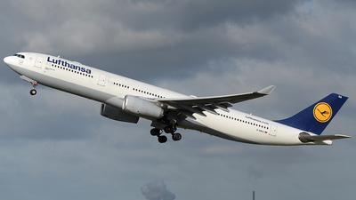 D-AIKA - Airbus A330-343 - Lufthansa