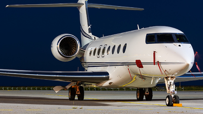N270LE - Gulfstream G650ER - Private