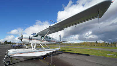 N126RS - De Havilland Canada DHC-2 Mk.I Beaver - Private