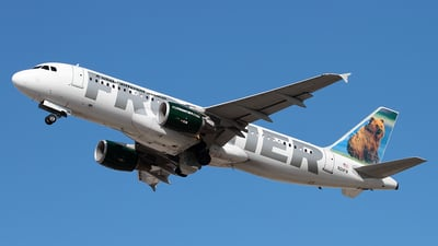 N211FR - Airbus A320-214 - Frontier Airlines