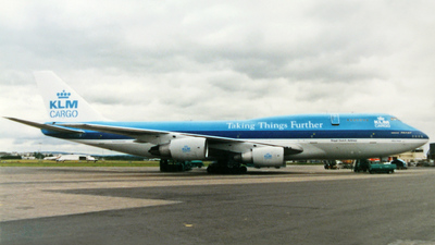 PH-BUI - Boeing 747-206B(SF)(SUD) - KLM Royal Dutch Airlines