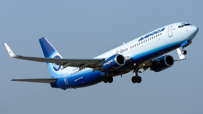 A picture of EIFCH - Boeing 73783N - Alrosa - © ArCher