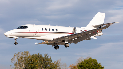 N668QS - Cessna Citation Latitude - NetJets Aviation