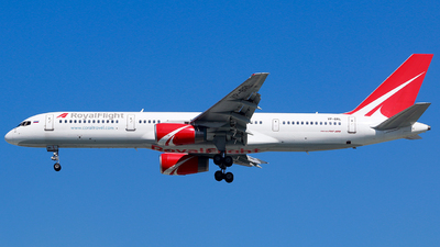VP-BRL - Boeing 757-28A - Royal Flight