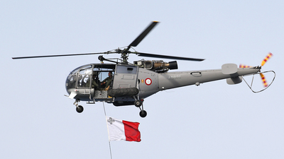 AS9211 - Aérospatiale SA 316B Alouette III - Malta - Armed Forces
