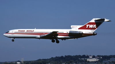 N94314 - Boeing 727-231 - Trans World Airlines (TWA)