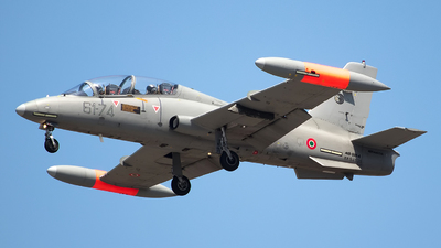 MM54535 - Aermacchi MB-339A - Italy - Air Force