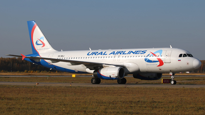 VQ-BGJ - Airbus A320-232 - Ural Airlines