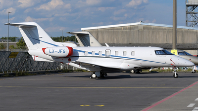 LX-JFG - Pilatus PC-24 - Jetfly Aviation