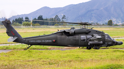 FAC4129 - Sikorsky AH-60L Arpia III - Colombia - Air Force