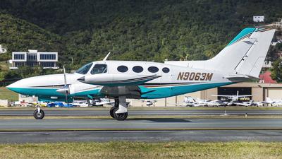 N9063M - Cessna 402B - Private