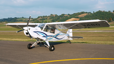 I-3480 - Rans S-7 Courier - Private