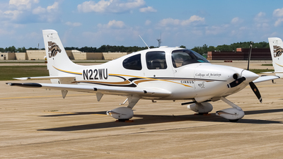 A picture of N22WU - Cirrus SR20 - [1647] - © Can Kursunoglu