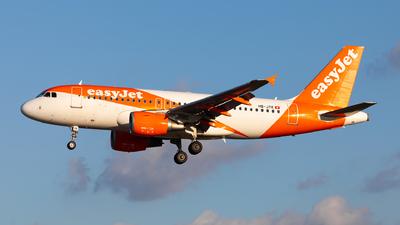 HB-JYK - Airbus A319-111 - easyJet Switzerland