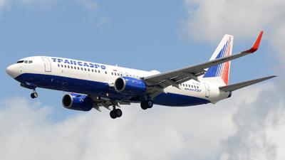 EI-UNJ - Boeing 737-86J - Transaero Airlines