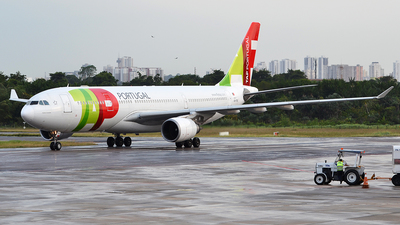 CS-TOQ - Airbus A330-203 - TAP Air Portugal